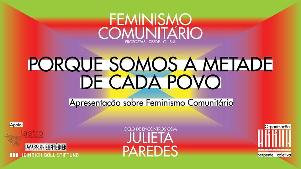 Feminismo Comunitário emSP