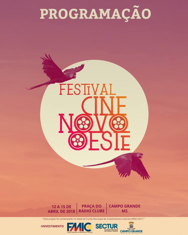 Flor Brilhante no Festival Cine NovoOeste