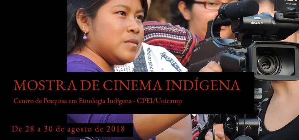 Flor Brilhante na Mostra de Cinema Indígena – CPEI naUNICAMP