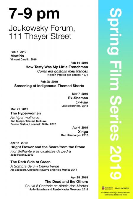 Spring Film Series 2019